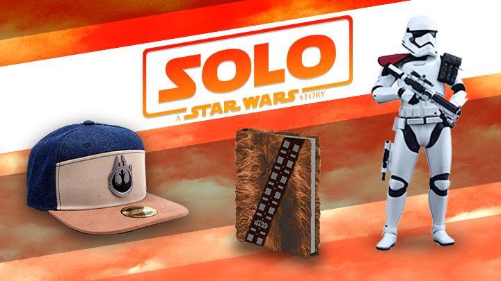 We Are Fans : Han Solo fait passer la boutique en hyperespace !