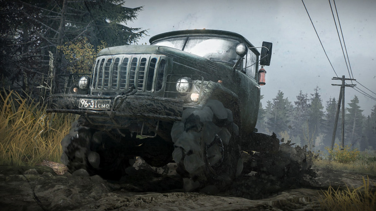 "Spintires : MudRunner date son DLC gratuit ""The Ridge"""