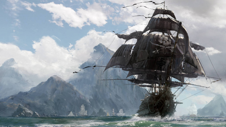 Skull and Bones : Les pirates ne prendront la mer qu'en 2019-2020