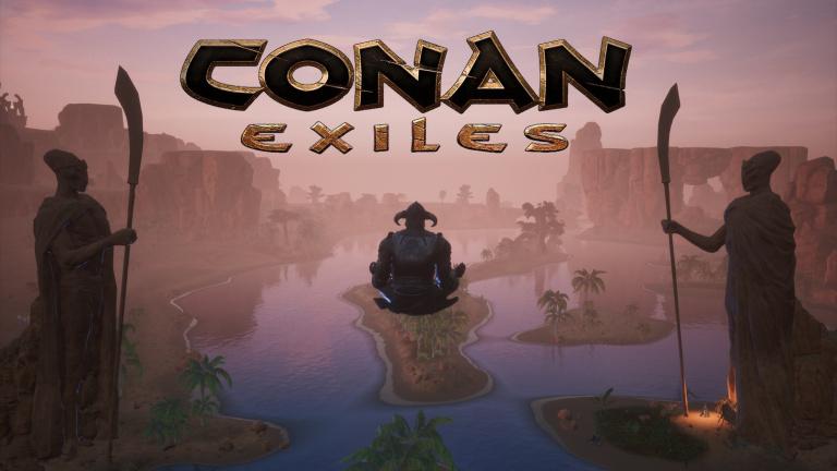 Conan Exiles : tricher en utilisant la console de commandes, pouvoir