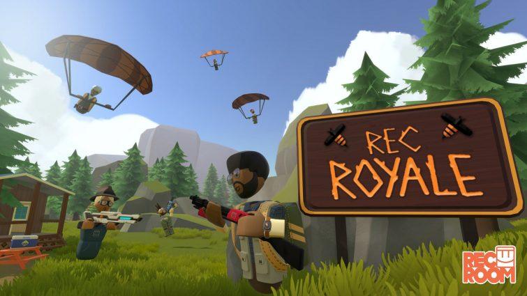 Rec Room : le jeu VR accueillera un mode Battle Royale le 7 juin