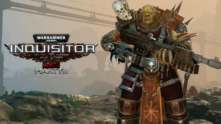 Warhammer 40K Inquisitor - Martyr : Trois éditions s'ouvrent aux précommandes sur Xbox One