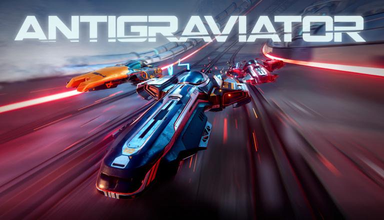 Antigraviator : le jeu de course antigravité sera lancé le 6 juin sur PC