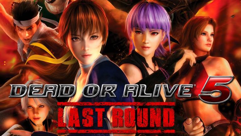 Dead or Alive 5 : Last Round s'invite à l'EVO 2018