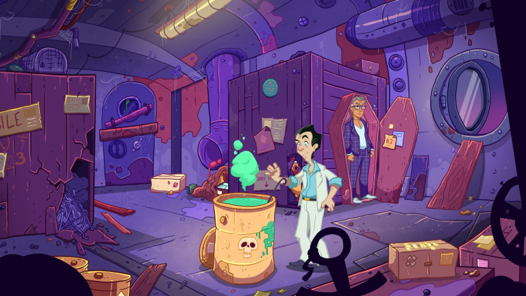 Leisure Suit Larry : Wet Dreams Don't Dry est officialisé