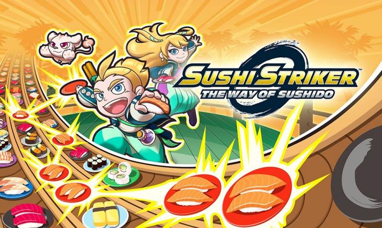 Sushi Striker : une démo pour essayer ce titre atypique sur Switch