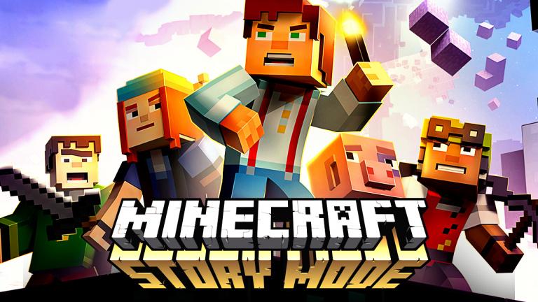 Minecraft : Story Mode -  Une version Switch de la saison 2 apparaît sur Amazon