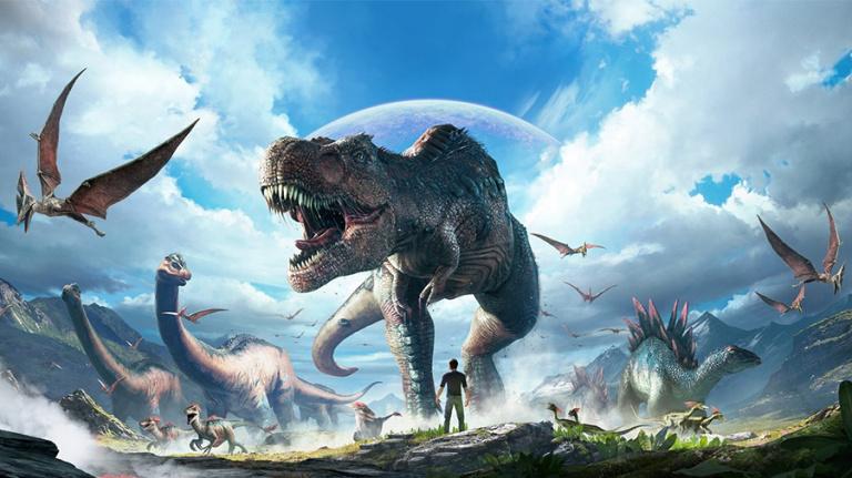 "ARK Park s'étoffera du DLC ""Pterosaur Hill"" en juin"