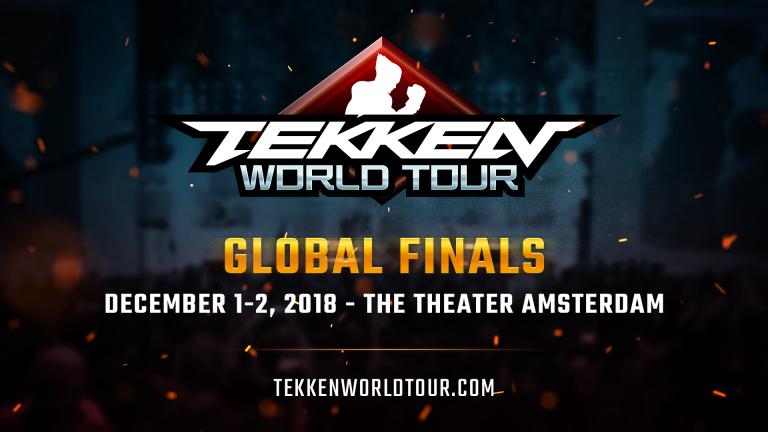 Tekken 7 : pour la première fois, la finale du World Tour prend la direction de l'Europe
