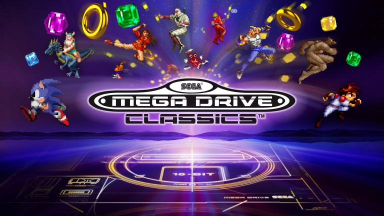 SEGA Mega Drive Classics : La liste des trophées est disponible
