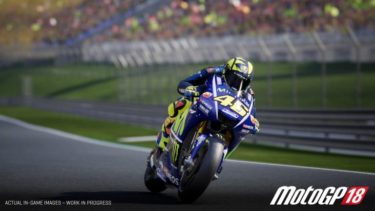 MotoGP 18 : Une sortie sur Switch le mois prochain