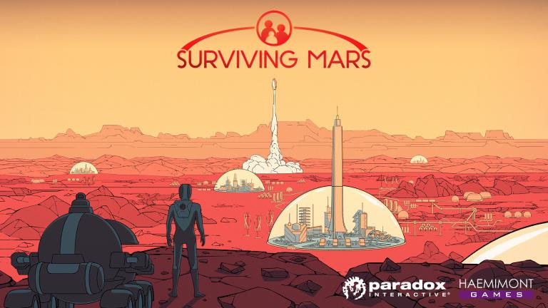 Surviving Mars : De nouveaux dômes et un tutoriel à venir