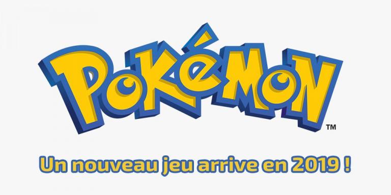 Pokémon : un RPG de la série principale prévu sur Nintendo Switch en 2019