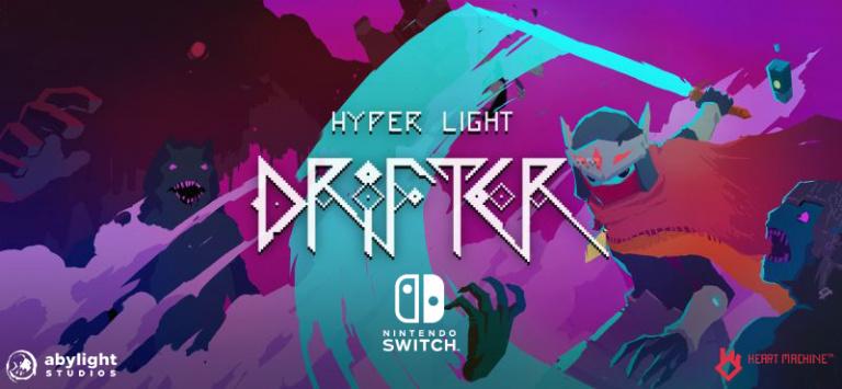 Hyper Light Drifter : premier extrait et du contenu exclusif pour la version Switch