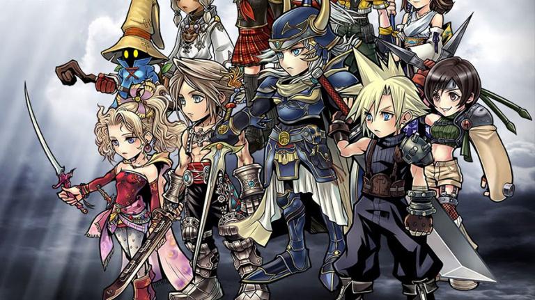 Dissidia Final Fantasy : Opera Omnia passe les deux millions de téléchargements