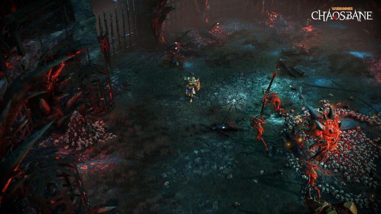 Warhammer Chaosbane : le hack'n slash pensé pour la coop et les consoles