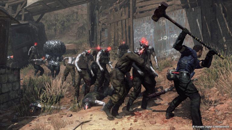 Metal Gear Survive s'offre un week-end d'essai sur PlayStation 4