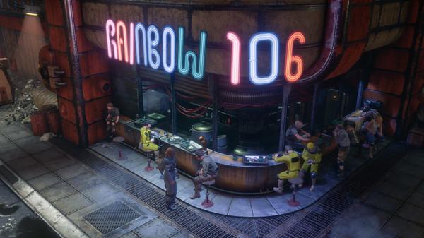 Insomnia : The Ark - le RPG dystopique lance sa bêta fermée