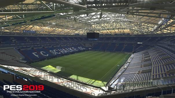 PES 2019 : Konami annonce un partenariat avec le FC Schalke 04