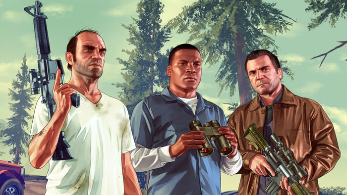 Gamesplanet propose GTA V en promotion