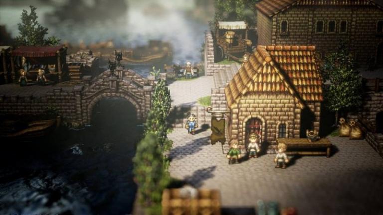 Japan Expo 2018 : Nintendo annonce la venue des développeurs d'Octopath Traveler