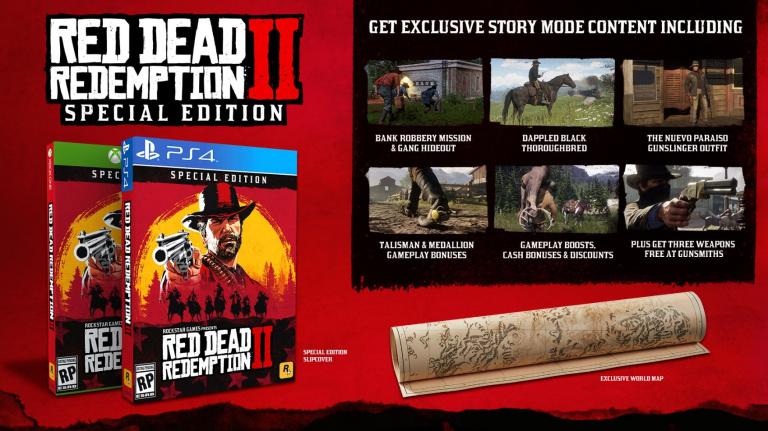 Red Dead Redemption II : Les éditions officialisés en images, prix et détails 1528129060-1385-capture-d-ecran
