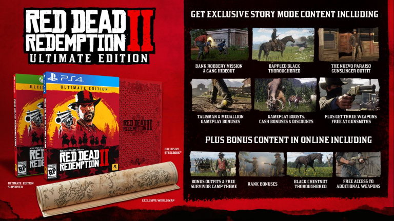 Red Dead Redemption II : Les éditions officialisés en images, prix et détails 1528129078-8141-capture-d-ecran