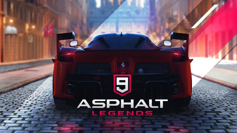 Asphalt 9 : Legends dans les starting-blocks