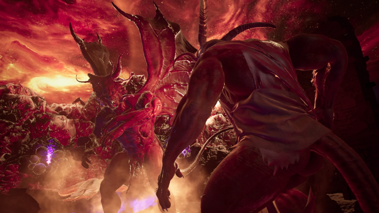 Satan - Fin du jeu