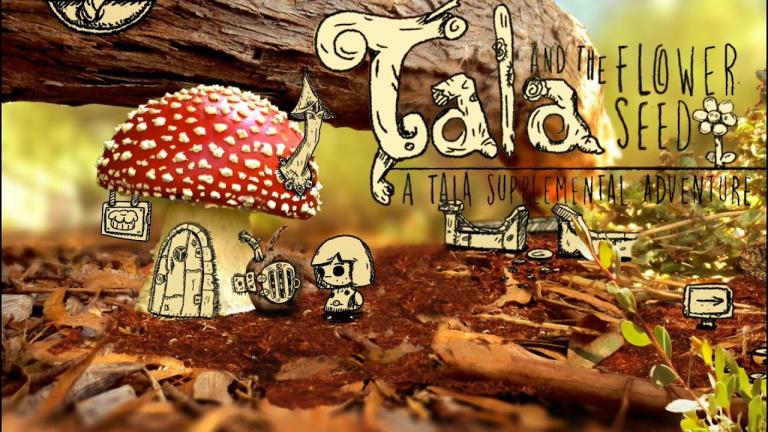 Tala : le point'n click entre photographie et dessins faits main se relance sur Kickstarter