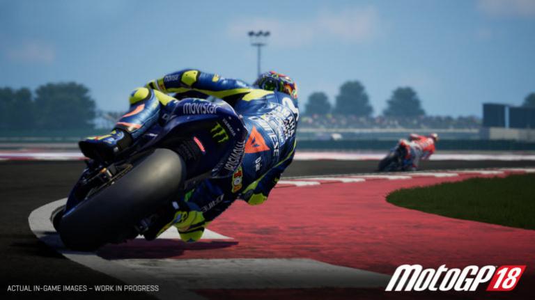 Moto GP 18 : les trophées et succès de la simulation de course disponible