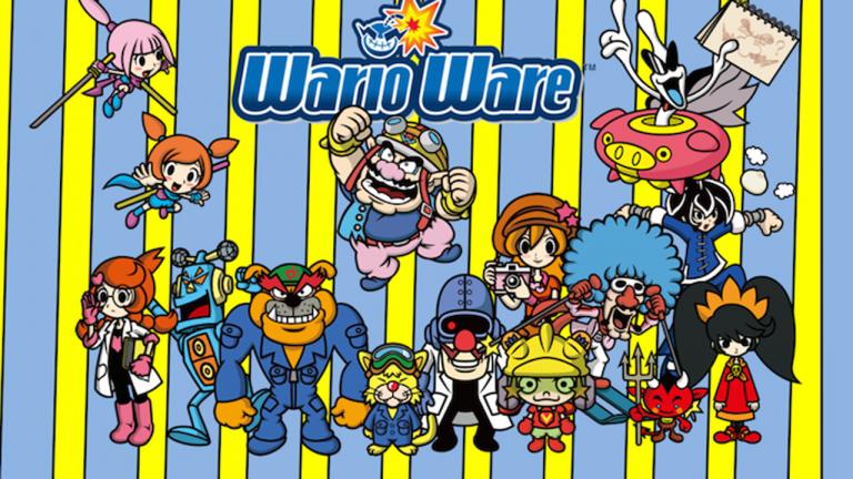 Wario Ware Gold : Nintendo dévoile la jaquette du titre