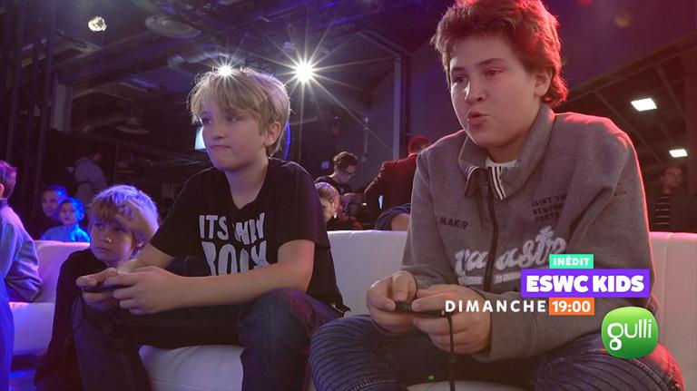 ESWC Kids, la compétition eSport pour les 8-14 ans, de retour ce week-end