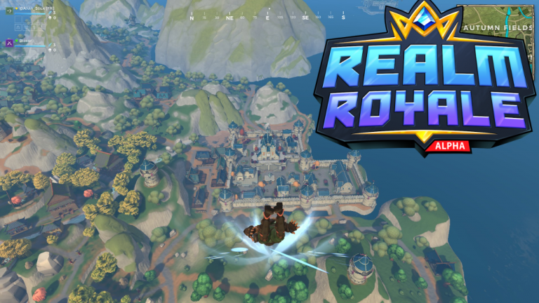 Realm Royale : différences et particularités du nouveau Battle Royale gratuit, nos conseils pour bien débuter