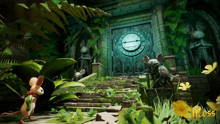 Moss : la petite souris s'infiltre sur nos PC en réalité virtuelle