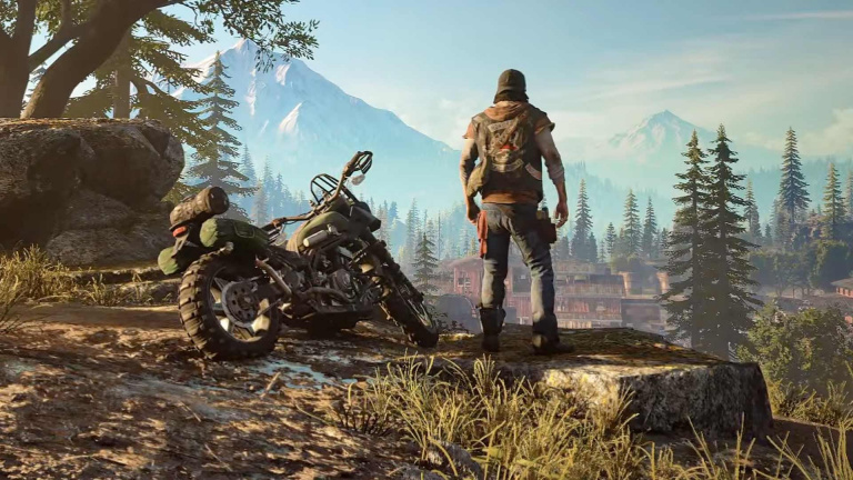 E3 2018 : Days Gone paraîtra le 22 février 2019 sur PS4