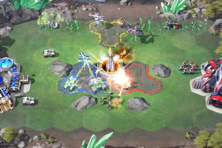 E3 2018 : EA annonce Command & Conquer Rivals