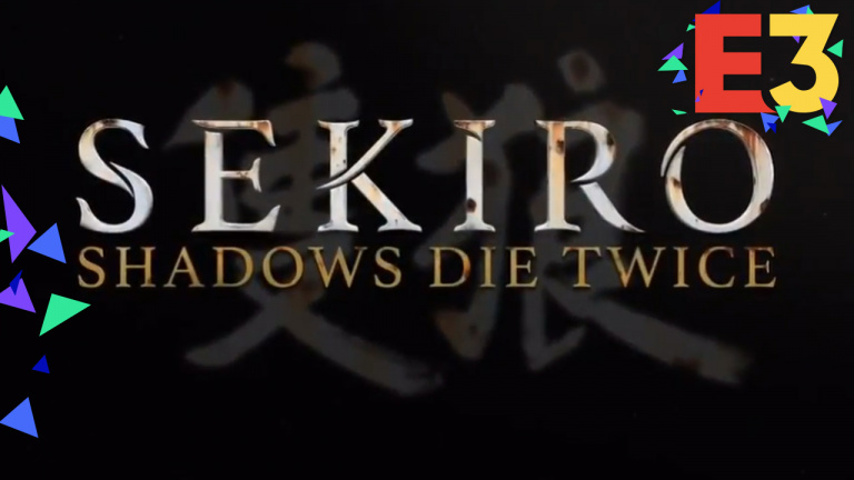 e3 2018 sekiro shadows die twice le nouveau from software actualit s. Black Bedroom Furniture Sets. Home Design Ideas