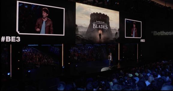 E3 2018 : Bethesda présente The Elder Scrolls : Blades