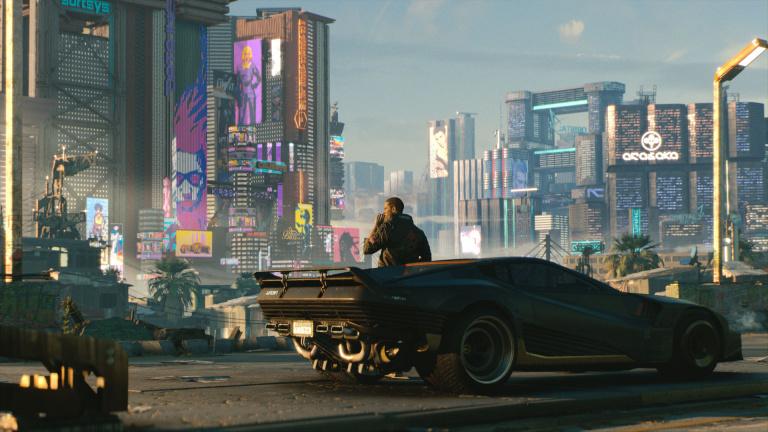 E3 2018 : Cyberpunk 2077 : un message caché dans la bande-annonce