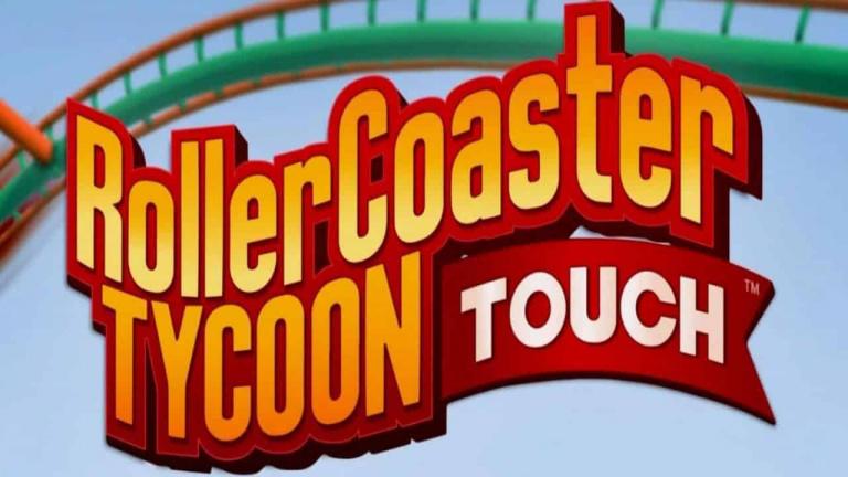 RollerCoaster Tycoon Touch : La mise à jour Scenarios est