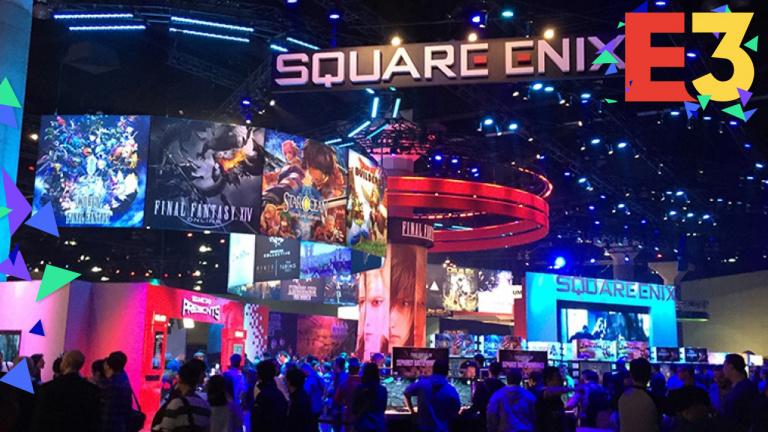 Live E3 2018 : Conférence Square Enix, les annonces minute par minute