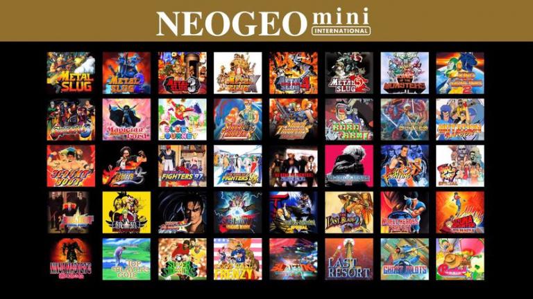 """Résultat de recherche d'images pour """"neogeo mini"""""""