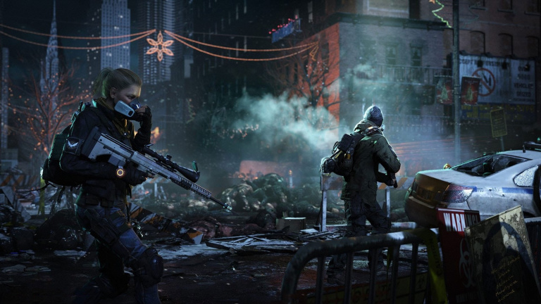 E3 2018 : The Division 2 - Ubisoft ne ferme pas la porte à un mode Battle Royale