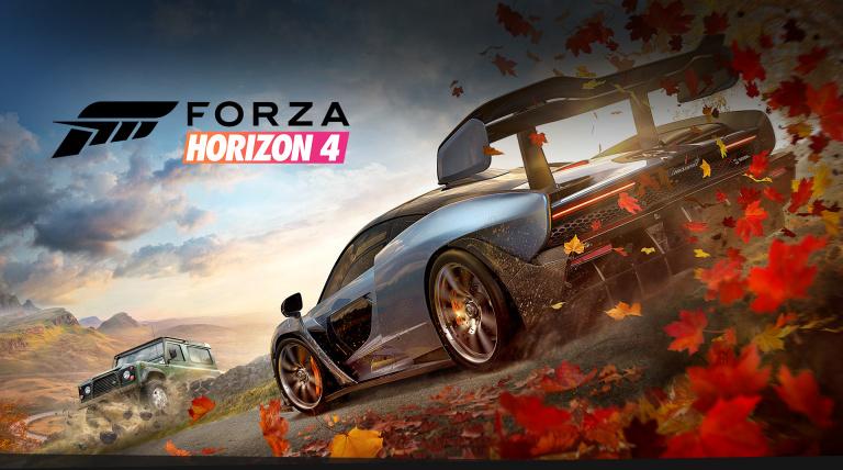 E3 2018 : Forza Horizon 4 - Pour Turn 10, les saisons changent tout