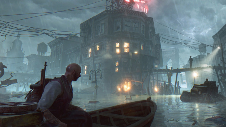 The Sinking City sortira le 21 mars 2019