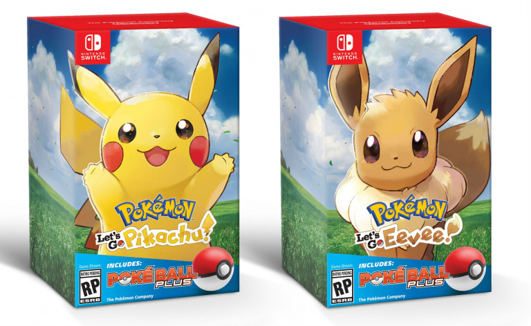 Pokémon Let's Go Pikachu et Let's Go Évoli (Nintendo Switch) 1528828688-6276-photo