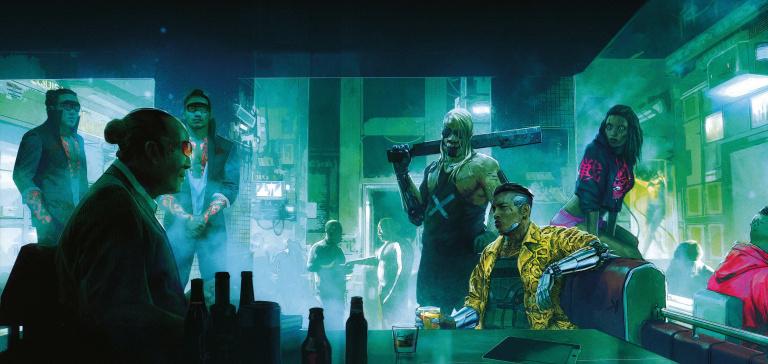 E3 2018 : Cyberpunk 2077 - vue subjective, avatar personnalisé, classes... le titre de CD Projekt se précise