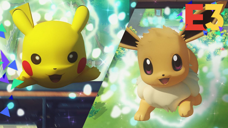 Pokémon Let's Go, Pikachu / Évoli