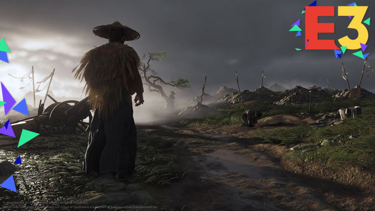 E3 2018 : On fait le point sur... Ghost of Tsushima